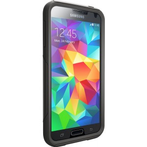 Otterbox Commuter Series Samsung Galaxy S5 Case, Frustration-Free Packaging, Black