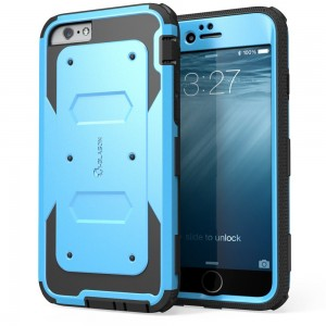 iPhone 6 Case, [Heavy Duty] i-Blason Apple iPhone 6 Case 4.7 inch (Slim Fit) Armorbox ** Dual Layer Hybrid** Full-body Protective Case with Front Cov
