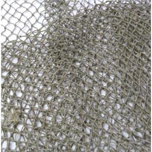 Nautical Decorative Fish Net, 5 Foot X 10 Foot Rustic Beach Decor