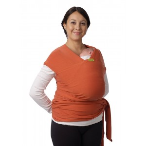 Boba Baby Wrap, Orange