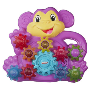 Playskool Stack n Spin Monkey Gears