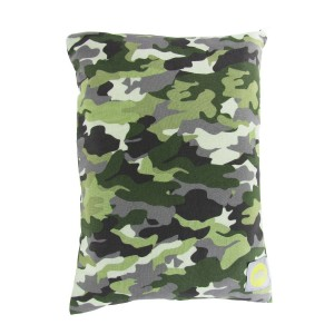 Itzy Ritzy Travel Happens Sealed Wet Bag, Camo, Medium