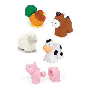 Melissa and Doug Pop Blocs Farm Animals