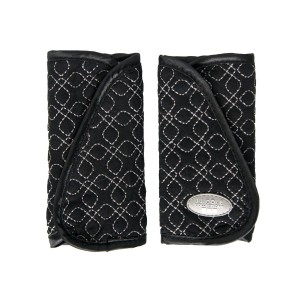 JJ Cole Strap Covers, Black