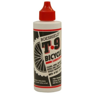 Boeshield T-9 Waterproof Lubrication 4oz liquid