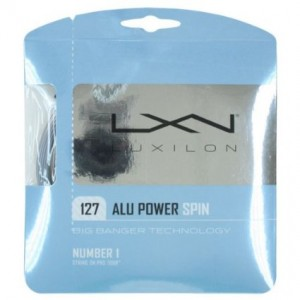 Luxilon ALU Power Spin 127 Tennis Racquet String