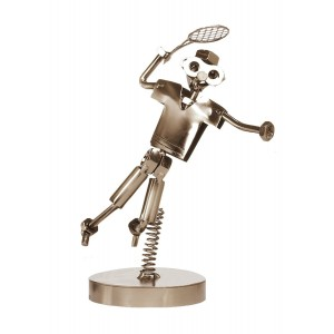 Unique Sports Nut and Bolt Trophy (Spring)