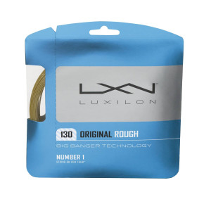 Luxilon Original Rough 130 Tennis Racquet String