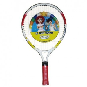 Le Petit Tennis Racquet 17 Inches (Ages 2-3-4)