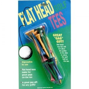 Golf Gifts and Gallery Flat Head Tees