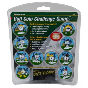 Golf Gifts and Gallery Coin Challenge Game