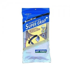 Yonex Super Grap Overgrip 30 Pack Yellow