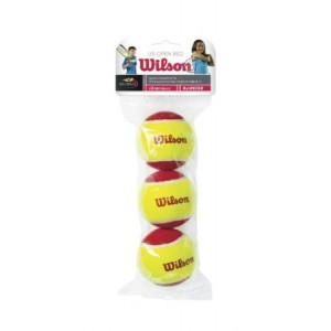 Wilson US Open Starter Balls Pack of 3