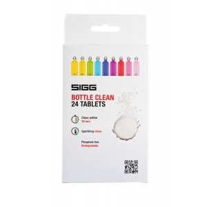 Sigg Cleaning Tablets, Pack of 24