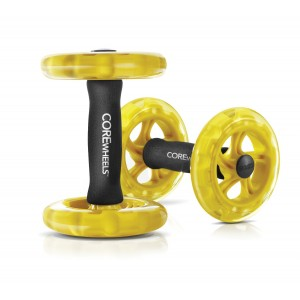 SKLZ Core Wheels Dynamic Strength and Ab Trainer