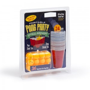 EastPoint Party Pong Tennis Balls