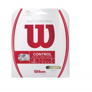 Wilson NXT Control String, Natural, 16