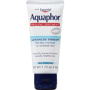 Aquaphor Healing Ointment, Dry, Cracked and Irritated Skin Protectant, 1.75 Ounce (Pack Of 6)