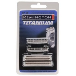 Remington SP-69 MS2 Foil Screen and Cutter Blade Head, Silver