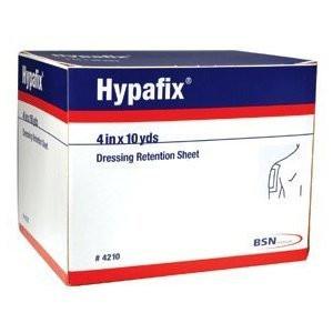 "Hypafix Dressing Retention Tape- 4""  x 10 yds - Each"