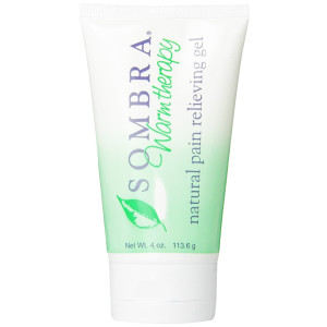 Sombra Warm Therapy Natural Pain Relieving Gel, 4-Ounce