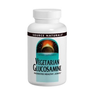 Source Naturals Vegetarian Glucosamine 750mg, 240 Tablets