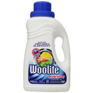 Woolite Everyday Laundry Detergent, 50 Ounce