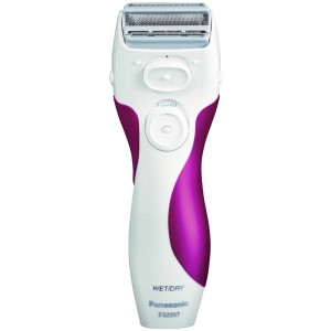 "Panasonic ES2207P Ladies 3-Blade ""Close Curves""  Wet/Dry Shaver ***110V Electricity - REQUIRES A 240V - 110V ELECTRICAL CONVERTER TO WORK IN COUNTRIES WITH 220V-240V ELECTRICITY"