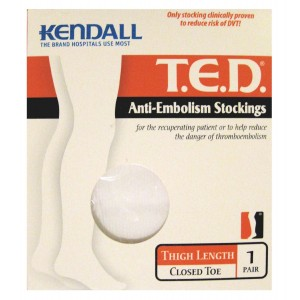 T.E.D Anti Embolism Stockings - Thigh High by EasyComforts