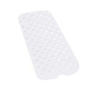 Drive Medical Bathtub Mat, White, Large