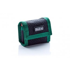 Think Tank 8 AA Battery Holder, Black and Green