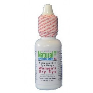 Natural Ophthalmics - Tear Stimulation Dry Eye Drops(Women)(Dry Eye/Women)15ml