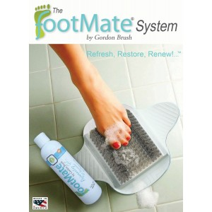 The Footmate System FM, White