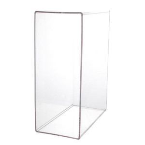 US Acrylic Clear Magazine Holder