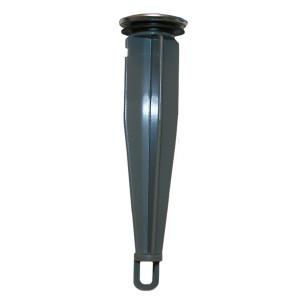 LASCO 03-4647L 4-7/8-Inch Long Replacement Lavatory Drain Stopper Chrome Fits Moen