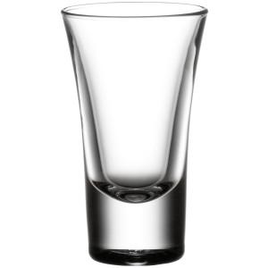 Bormioli Rocco Dublino Collection 2-Ounce Shot Glasses, Set of 6