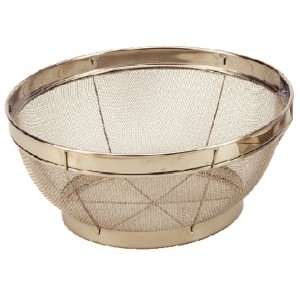 Cook Pro 10-Inch Stainless Steel Mesh Colander