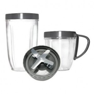 NutriBullet Cup and Blade Replacement Set