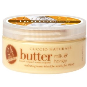 Cuccio Naturale Butter Blend Treatment Milk and Honey - 8 oz