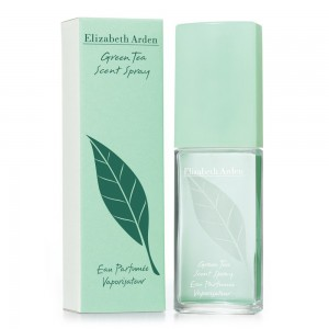 Green Tea By Elizabeth Arden For Women. Eau De Parfum Spray 3.3 Ounces