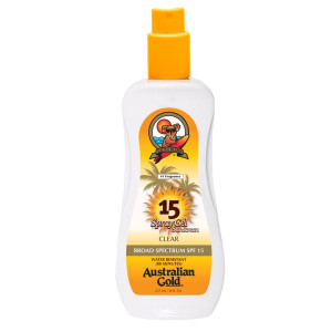 Australian Gold SPF 15 Spray Gel, 8 Ounce