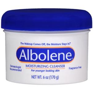 Albolene, Cleanser Cream Unscented - 6 oz