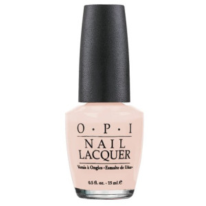 Opi Nail Lacquer, Bubble Bath, 0.5 Fluid Ounce