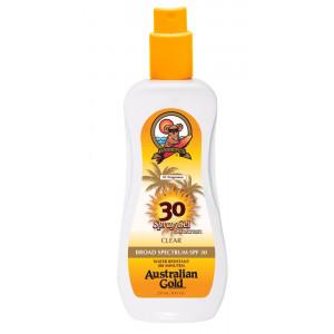 Australian Gold SPF 30+ Spray Gel, 8 Ounce