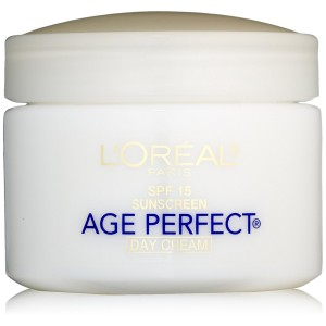 L'Oreal Paris Age Perfect Day Cream SPF 15, 2.5 Fluid Ounce