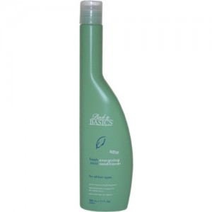 Fresh Mint Energizing Conditioner By Back To Basics, 11 Ounce