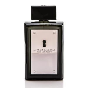 The Secret Eau De Toilette Spray Men by Antonio Banderas, 3.4 Ounce