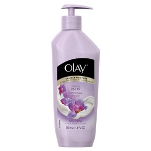 Olay Body Lotion Luscious Orchid Pump 11.8 Fl Oz (Pack of 2)