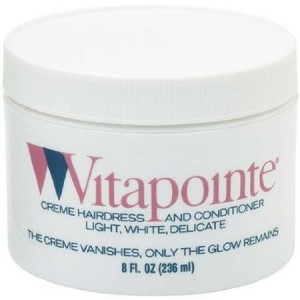 Vitapointe Creme Hairdress and Conditioner 8 oz VPP5008