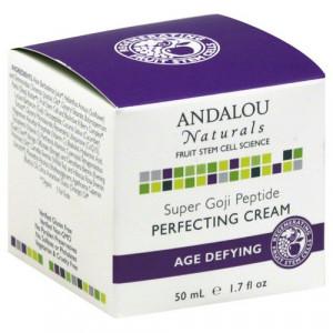 Andalou Naturals Resveratrol Q10 Night Repair Cream, 1.7 Ounce